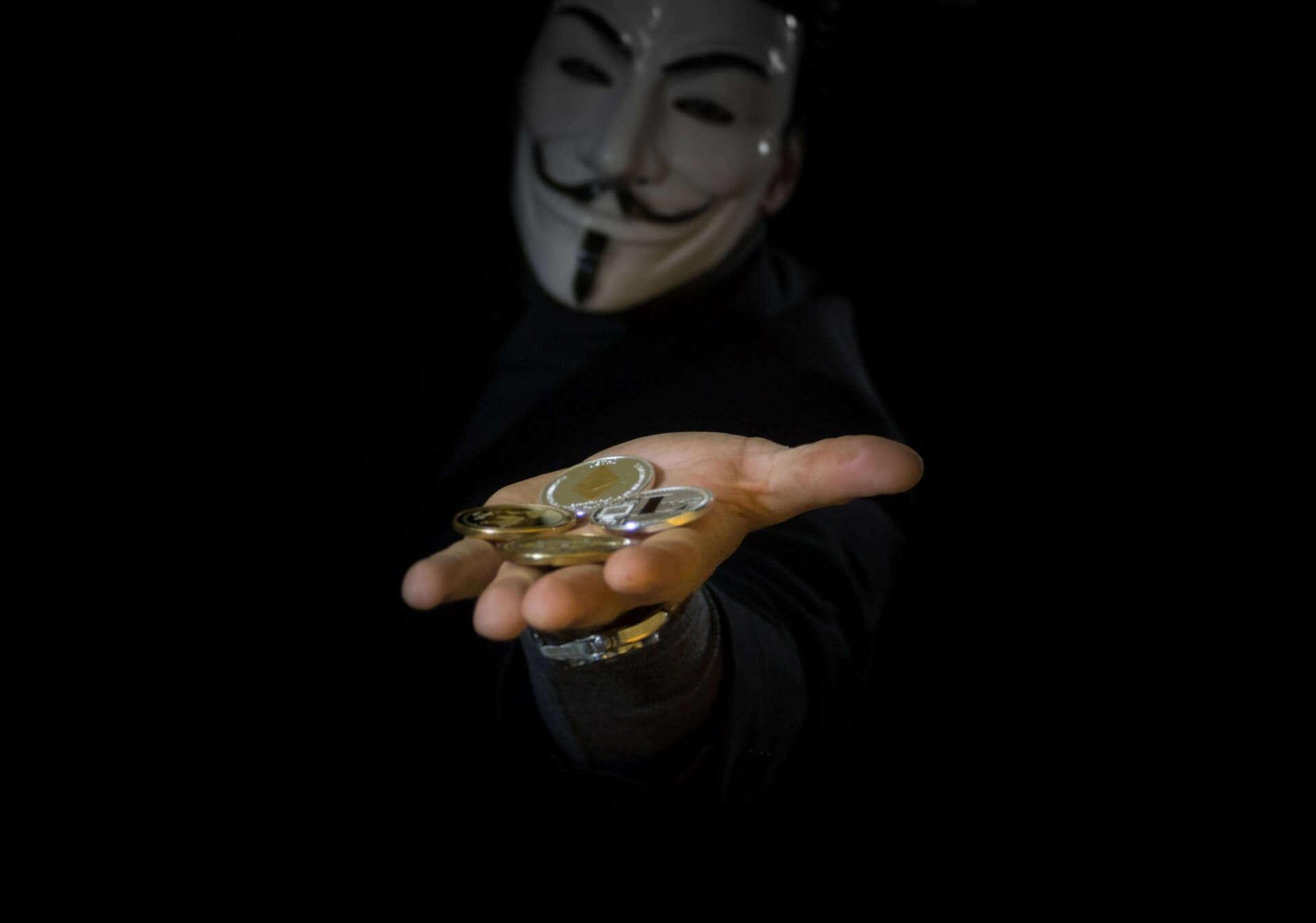 Що таке анонімні криптовалюти?