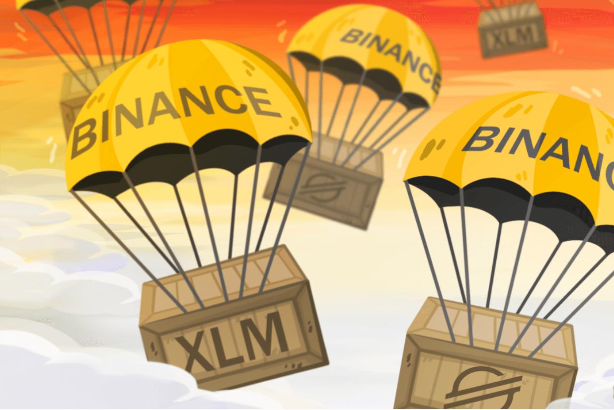 Біржа Binance роздасть 9.5 млн XLM своїм користувачам