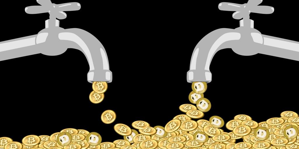 Криптовалютні крани