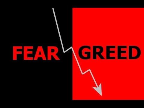 «Індекс страху» досяг екстремальних значень на тлі падіння біткоіна до позначки $ 9500