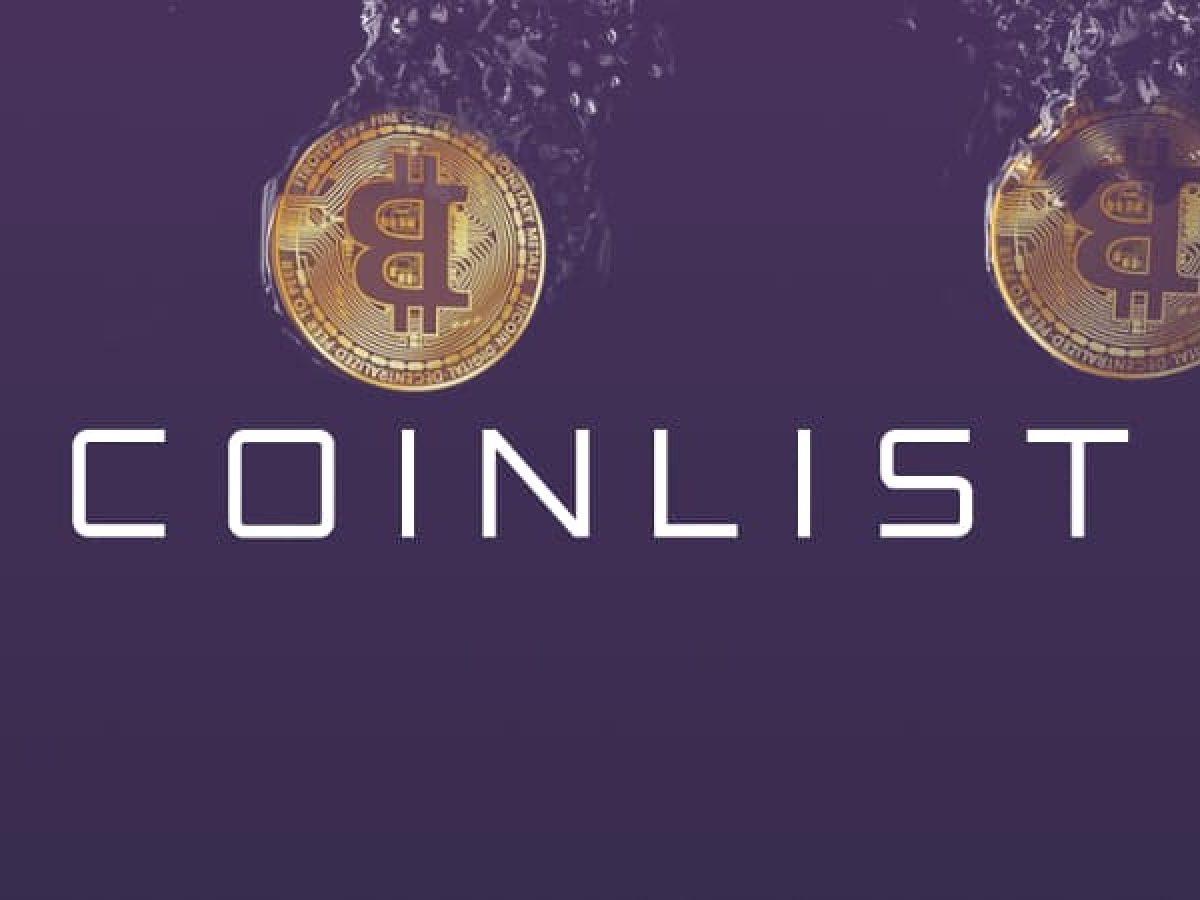 COINLIST – покрокова інструкція інвестування в найприбутковіші токени